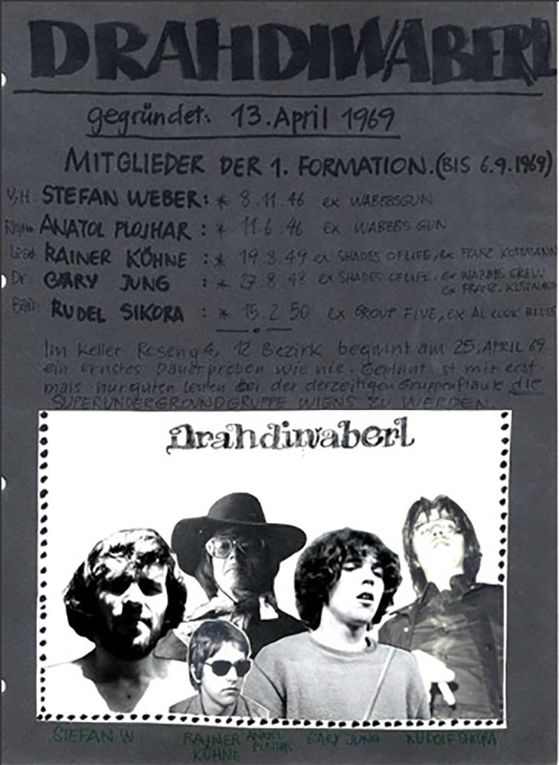 FM4 Schnitzelbeats- Drahdiwaberl