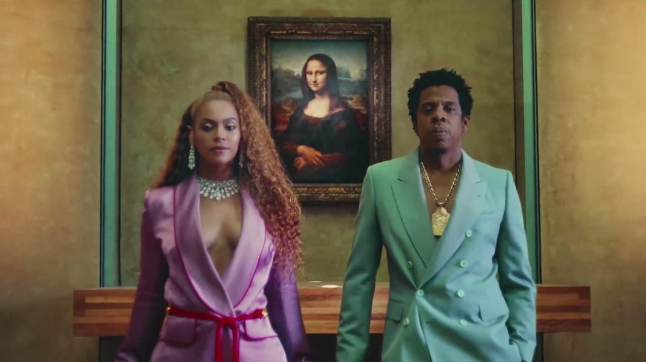 Beyoncé & Jay Z Video Apeshit
