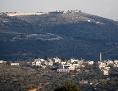 Landschaft in Israel