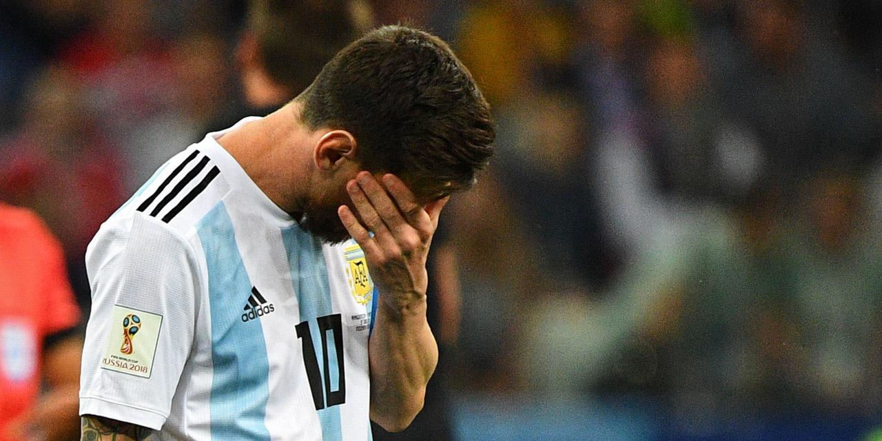 Messi zweifelt