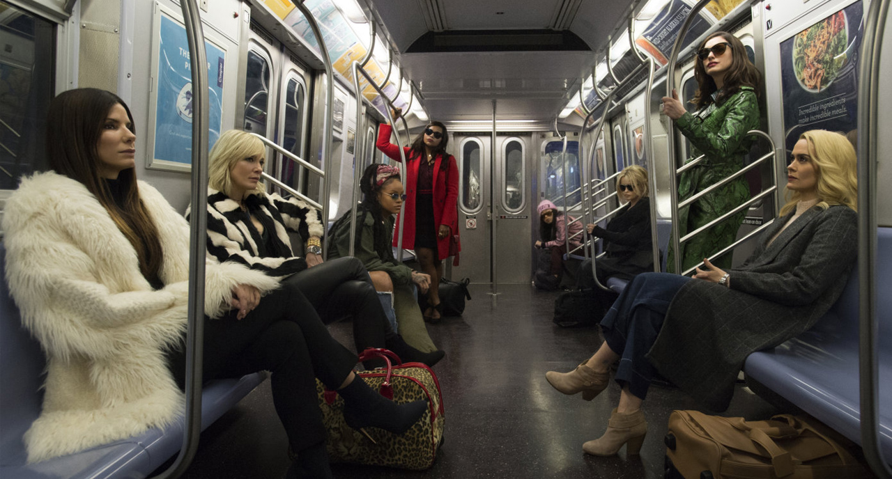 "Szenenbild ""Ocean's Eight"""