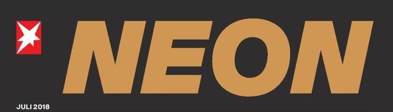 """""""Neon"""", Ausgabe Juli 2018"""