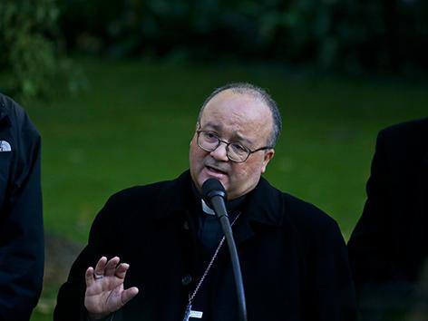 Der Papst-Gesandte Charles Scicluna in Chile