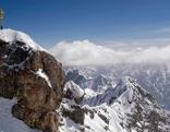 Zugspitze  Berg der Kontraste