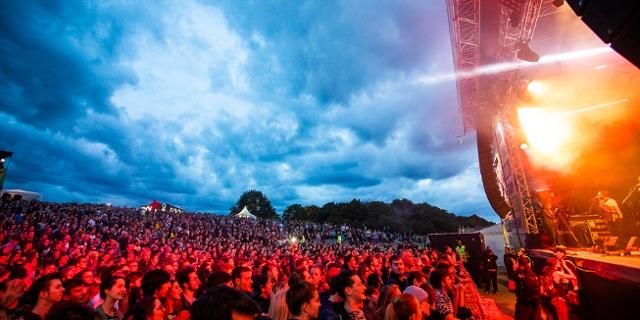 Publikum bei Granada am Donauinselfest 2018