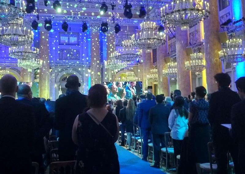 Sternenhimmel in der Hofburg