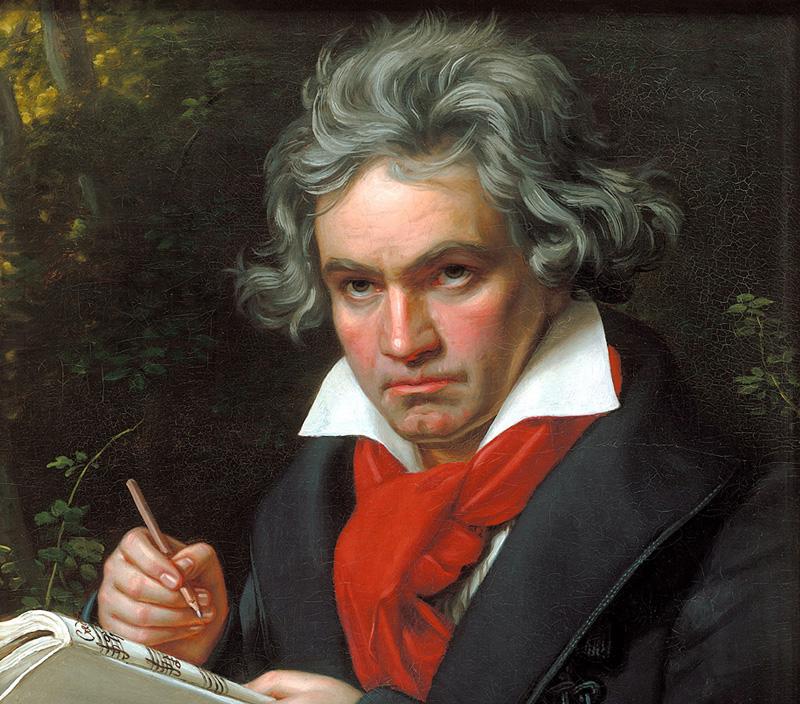 Ludwig van Beethoven - Gemälde