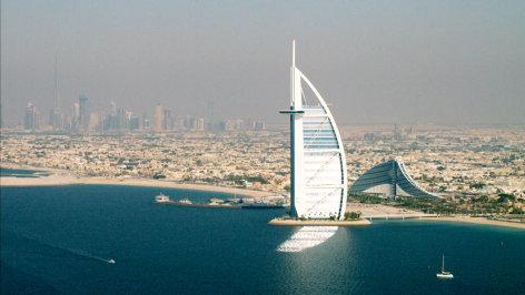 Dubai - Magische Stadt