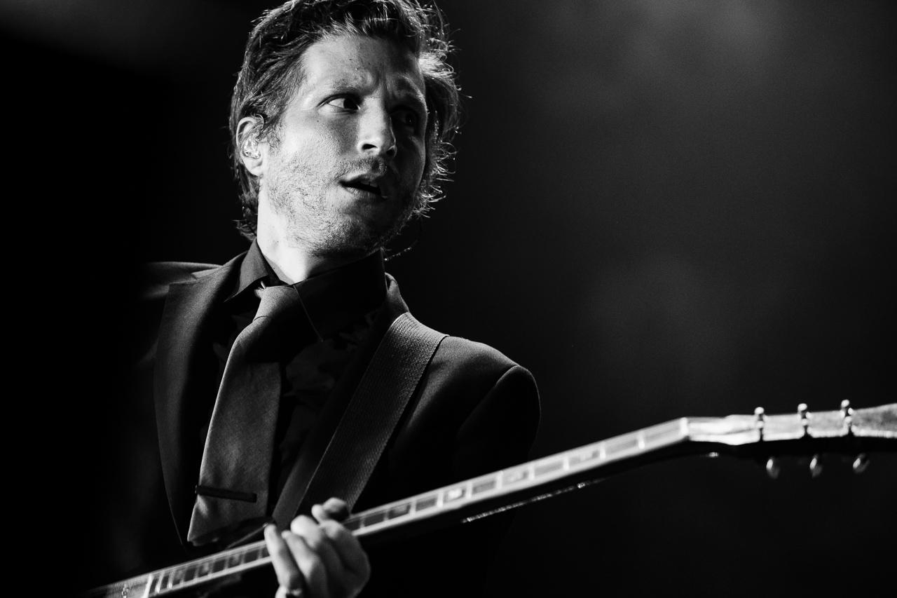 Interpol Gitarrist Arena 2018