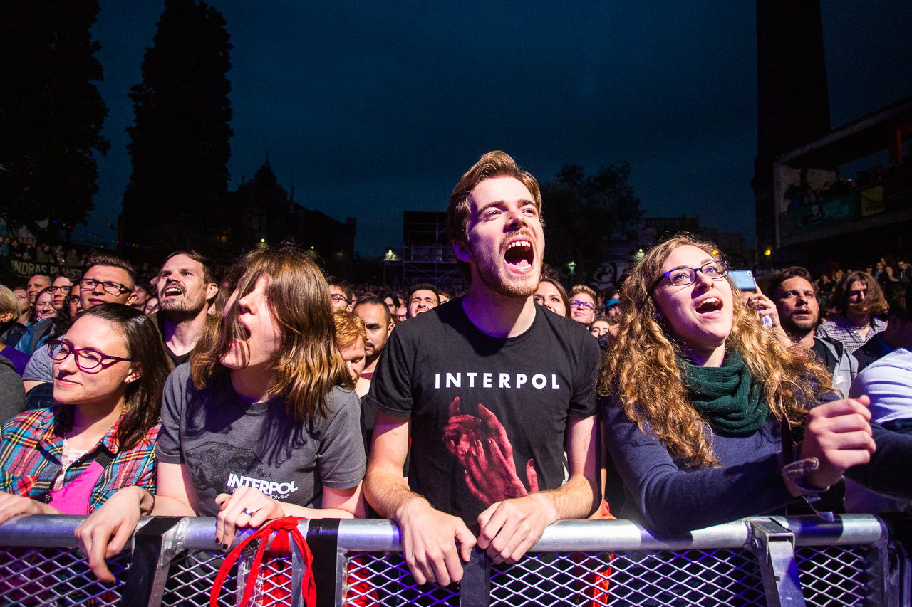 Interpol Arena 2018