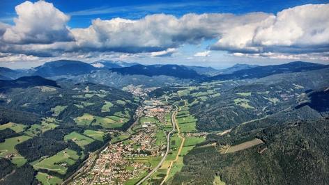 Muerztal in der Steiermark