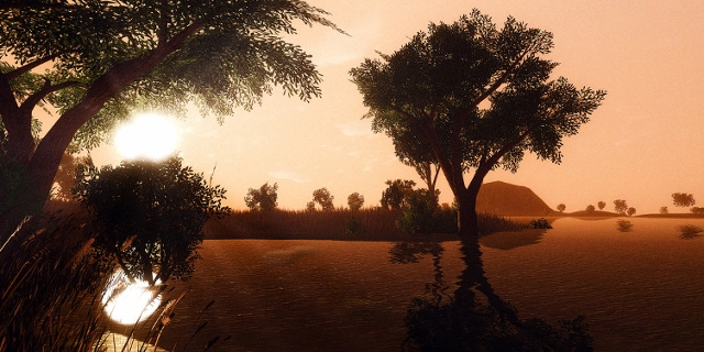 "Screenshot aus ""Far Cry 2"""