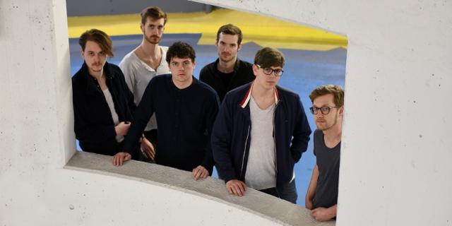 Portraitfoto The Boys You Know in der Tiefgarage