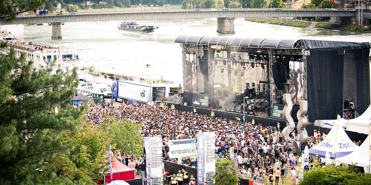 Bühne am Ahoi  Full Hit Of Summer Festival