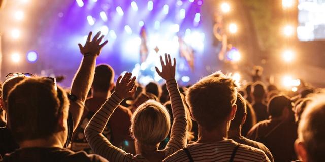 Publikum bei Depeche Mode