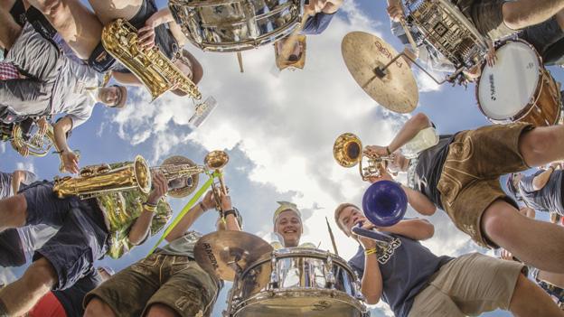 Woodstock der Blasmusik 2018