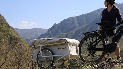 Fahrradcamper