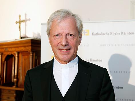 Der neue Diözesanadministrator Engelbert Guggenberger