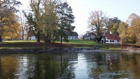 Herrensitze  Sisis Juwelier: Herrenhaus Köchert am Traunsee (6/6)
