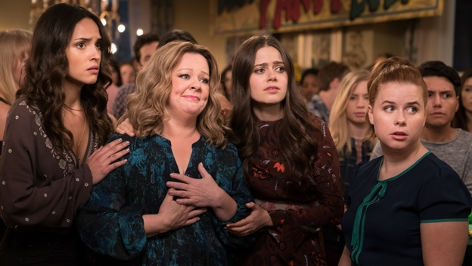 "Melissa McCarthy in ""How to party with mom"""