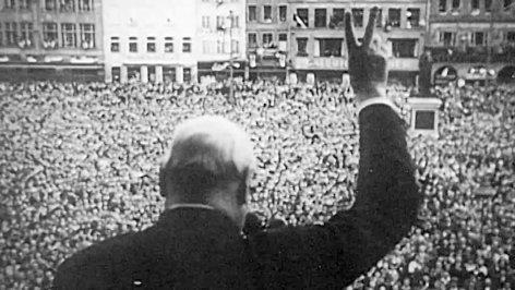 Hugo Portisch - Die Welt und wir  Europa