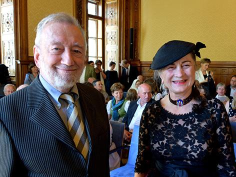 Peter Pawlowski und Gabriele Neuwirth