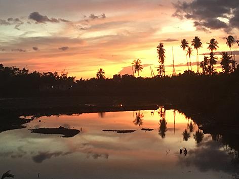 Die Insel Mandanao