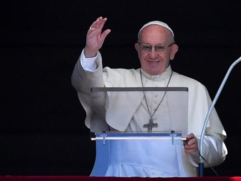 Papst Angelusgebet