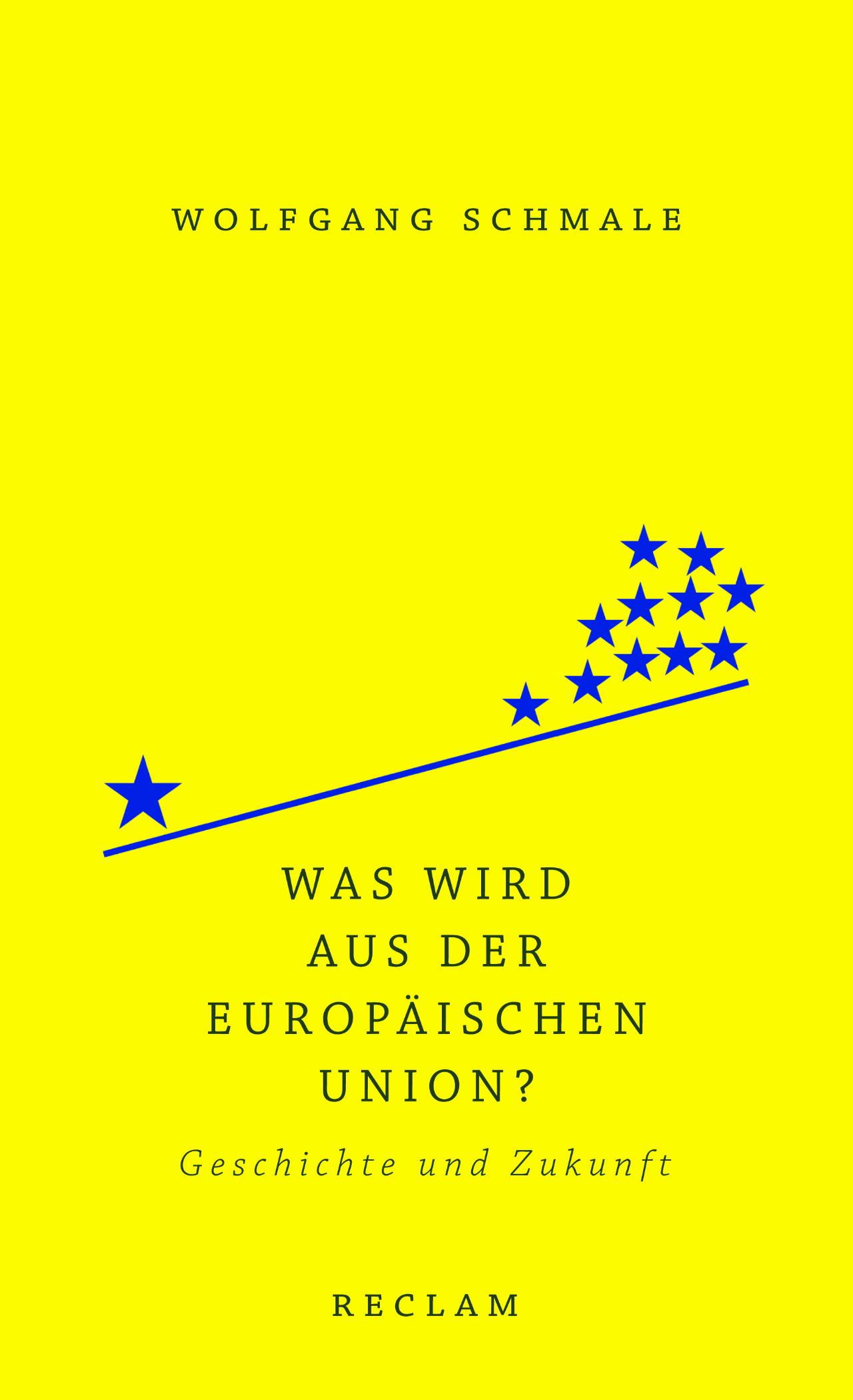 """Buch-Cover """"Was wird aus Europa?"""""""