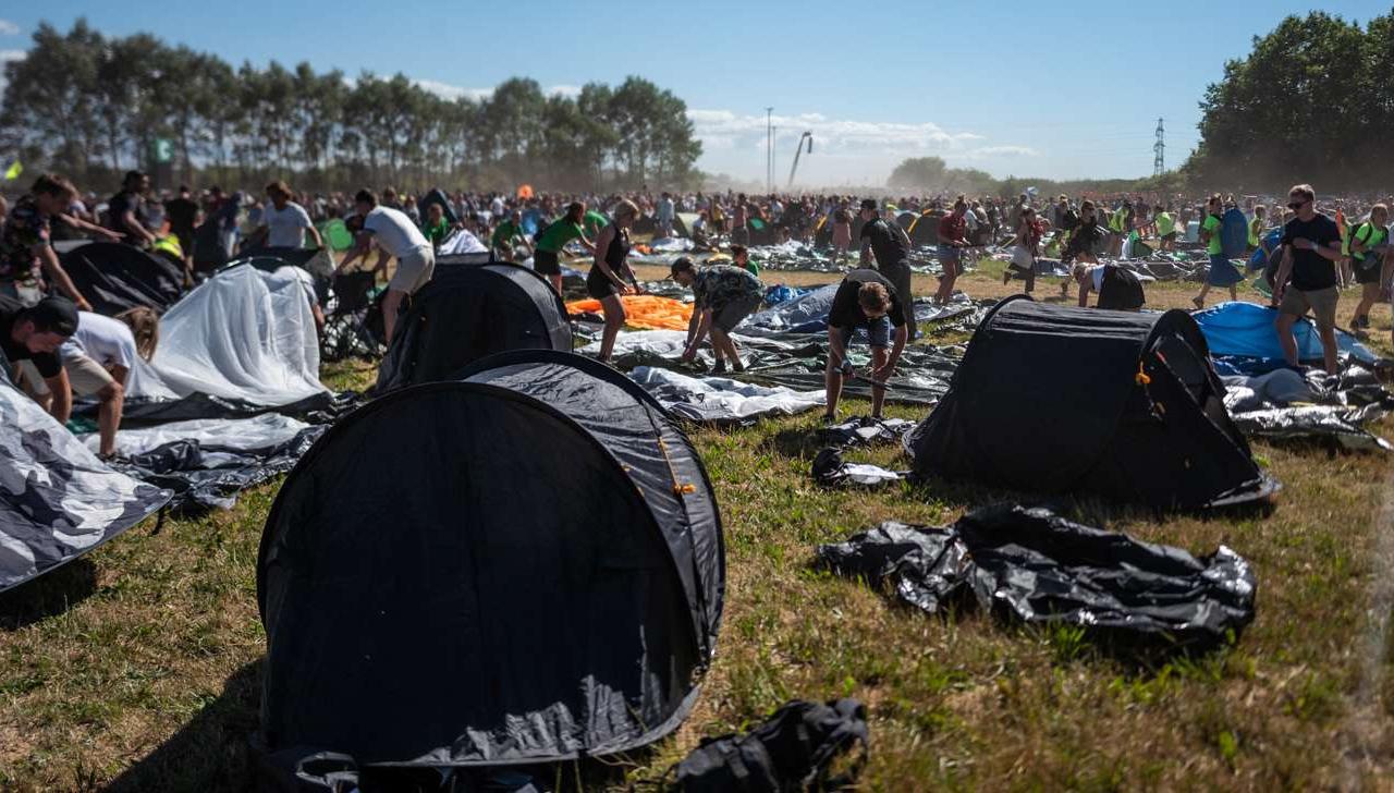 Roskilde Campingplatz