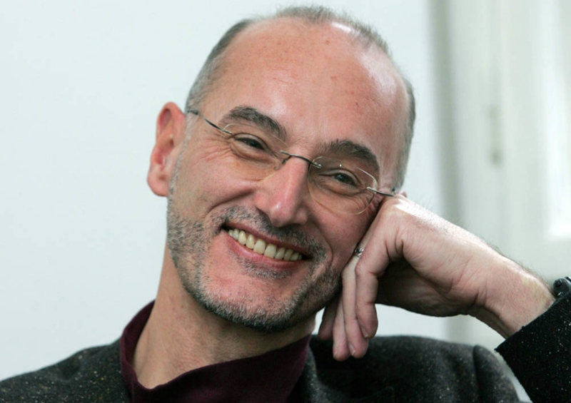 Portrait des Historikers Wolfgang Schmale.