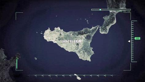 Spezialkommandos im Zweiten Weltkrieg  Angriff auf Sizilien
