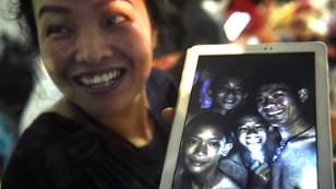 Freude nach Entdeckung der vermissten Jugendlichen in Thailand