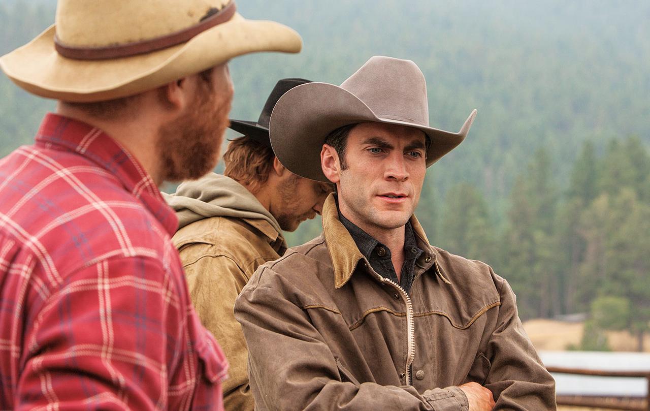 "Szenenbild Serie ""Yellowstone"""