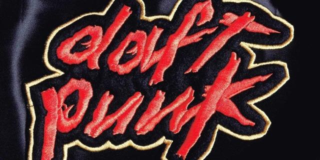 """Cover """"Homework"""" von Daft Punk"""