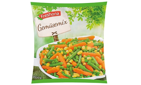 Freshona Gemüsemix, 1.000g