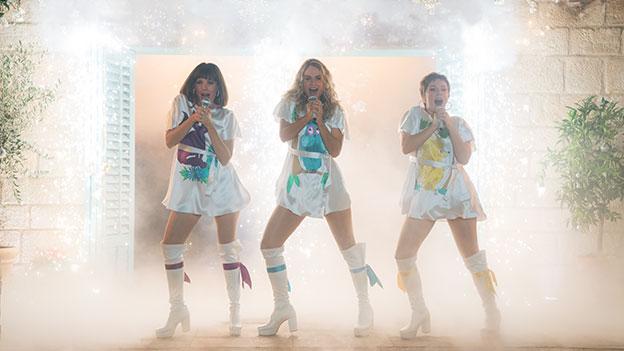 Filmplakat Mamma Mia