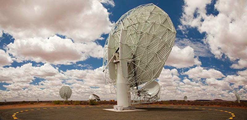 MeerKAT: Radioteleskope in Südafrika