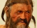 Nachbildung von Ötzi