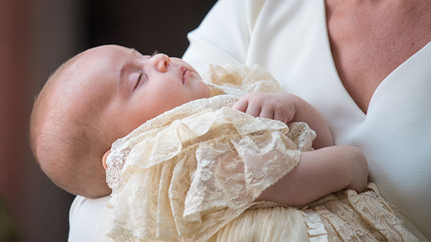 Taufe Prinz Louis