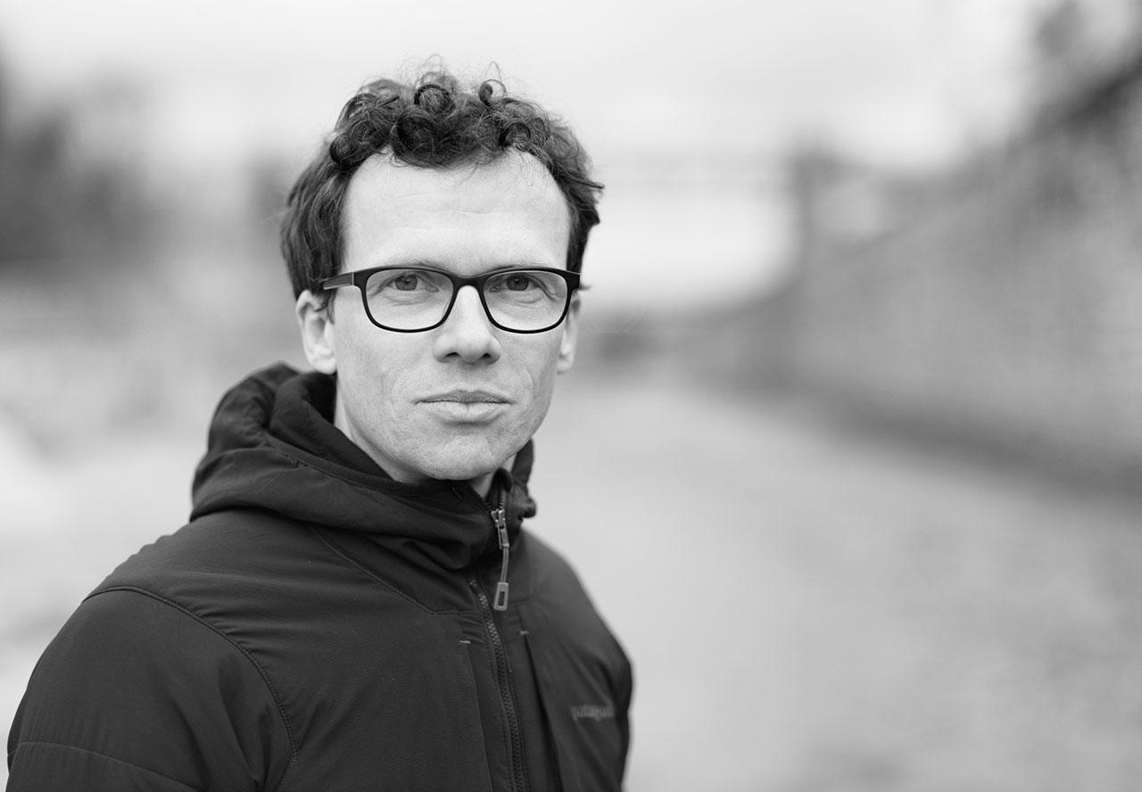 Der Autor Martin Prinz