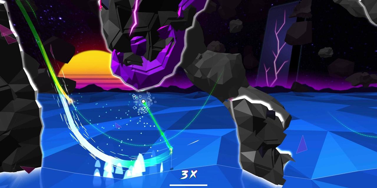 """Screenshots aus dem Computerspiel """"Rifter"""""""