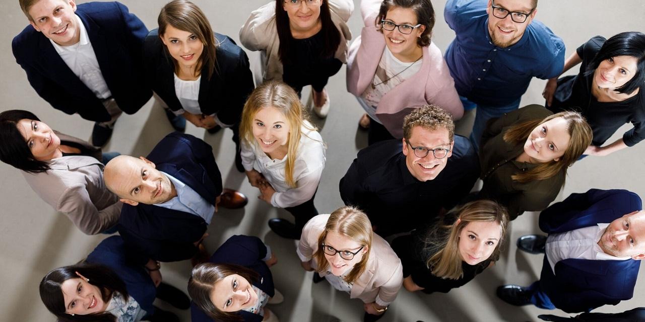 Die MitarbeiterInnen der Firma emagnetix