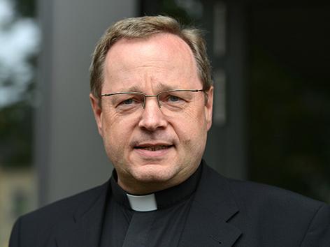 Der Limburger Bischof Georg Bätzing