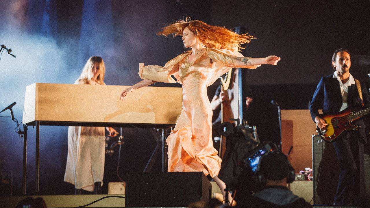 Florence and the machine am Melt Festival 2018