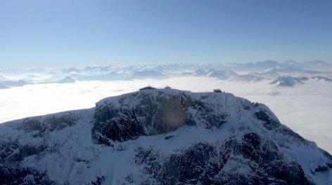 Land der Berge  Der Schafberg im Herzen des Salzkammerguts