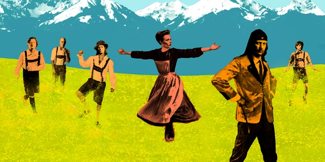 Laibach Sound of Music Steirischer herbst