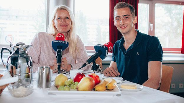 Ferdinand von Habsburg bei Frühstück bei mir