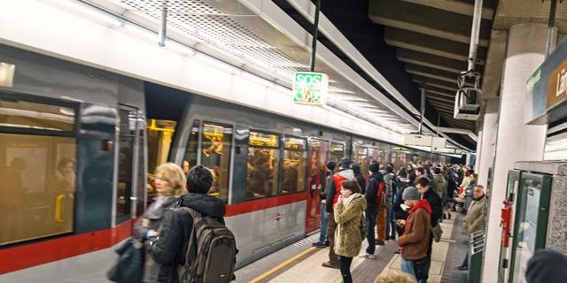 Ubahn Wien