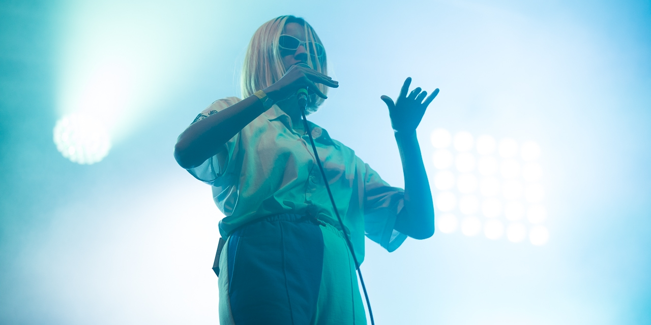 Mavi Phoenix am Popfest 2018